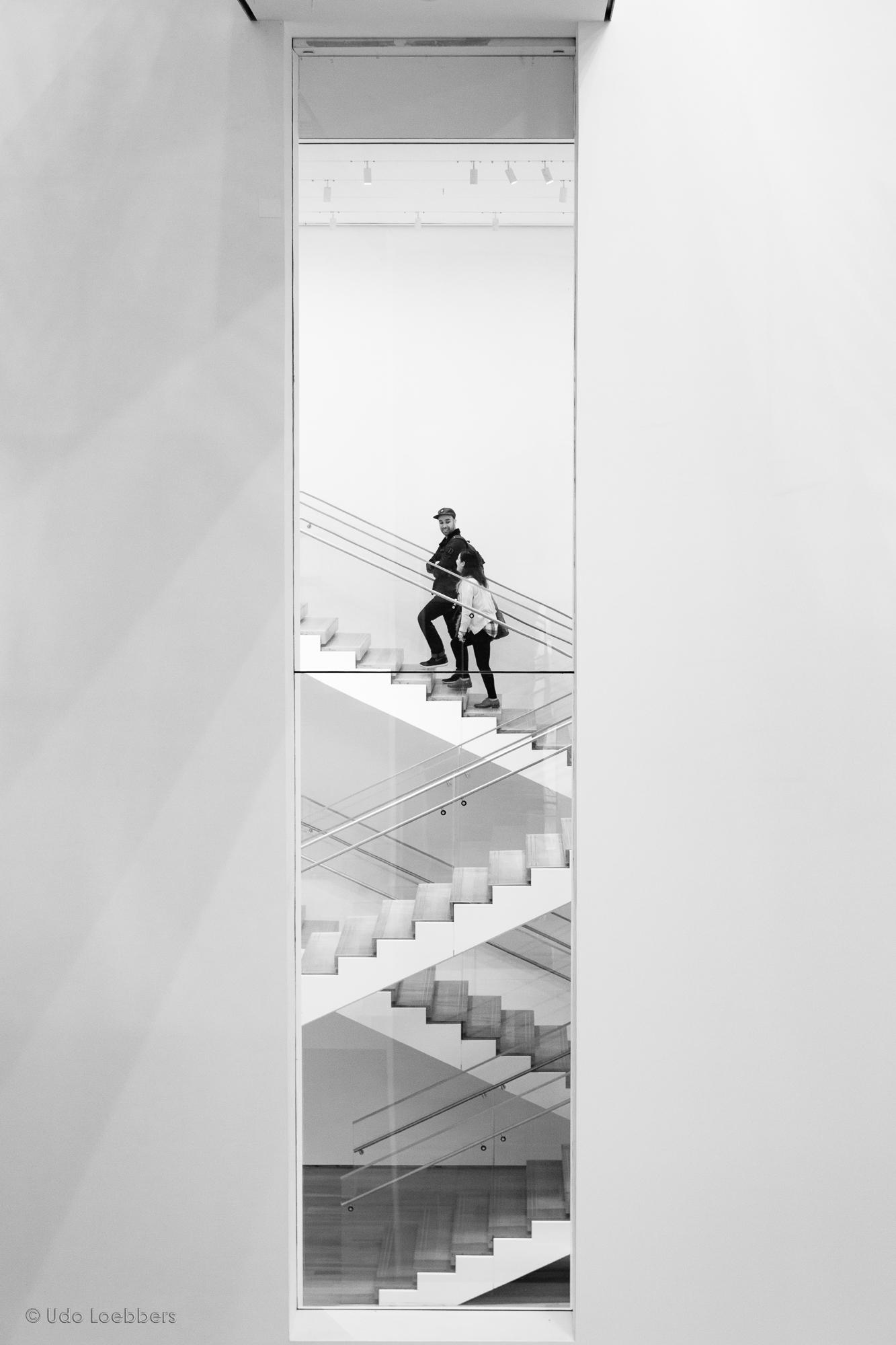 Staircase @MoMA