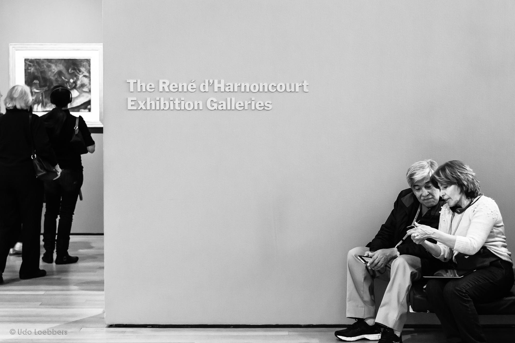 At the MoMA #2