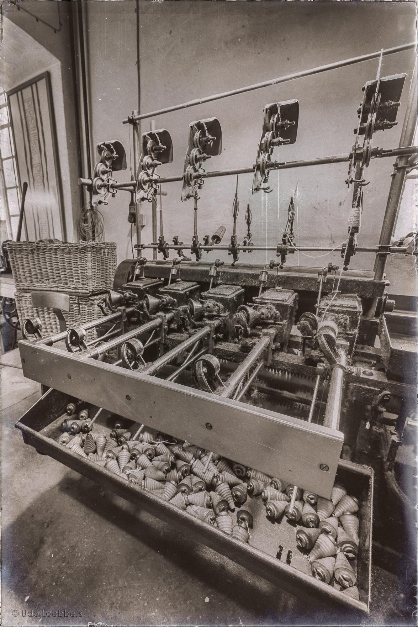 Spulmaschine