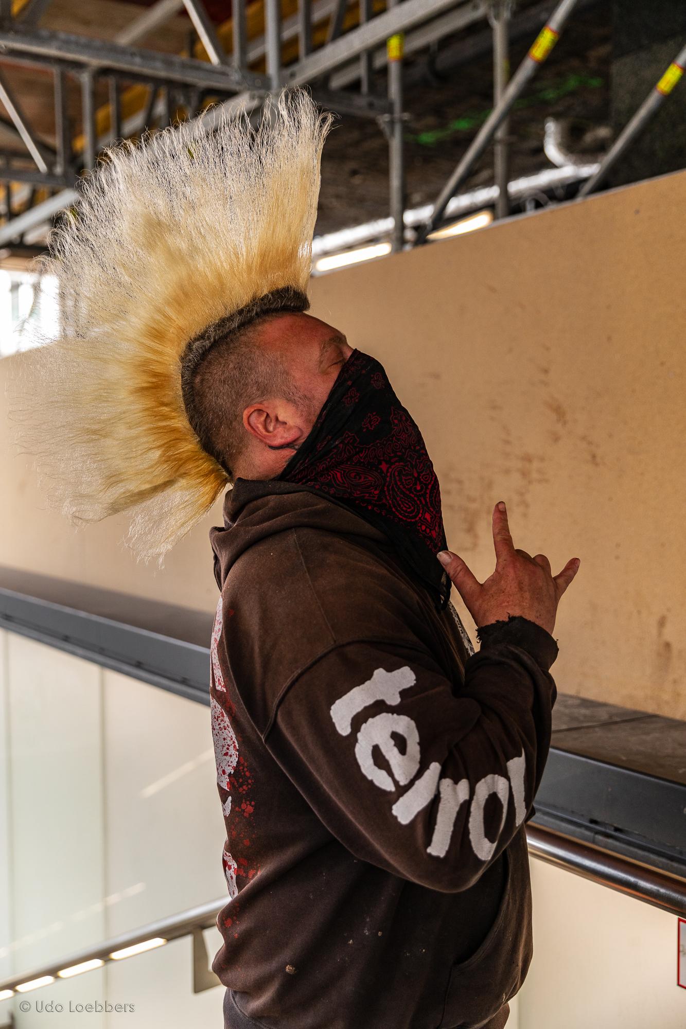 Terror Punk in München